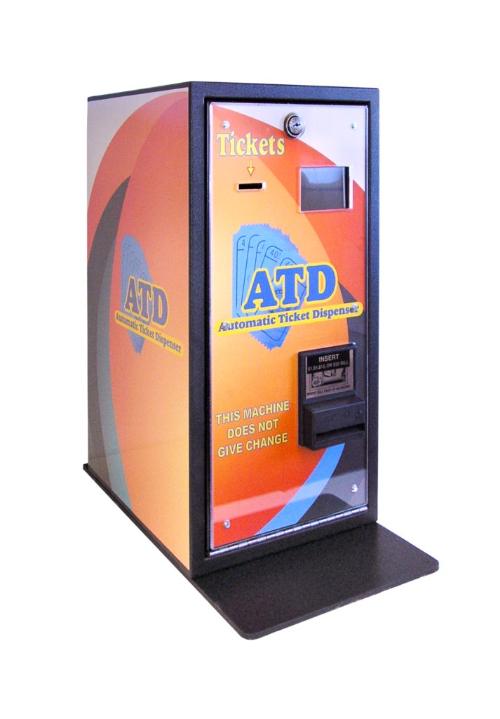 ATD vending machine