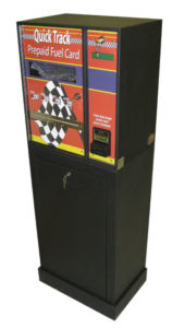 fuel card vending machine