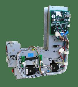 mag card vending machine dispensing mechanism