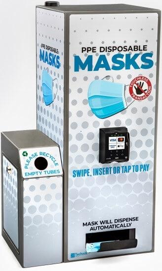 PPE kiosk